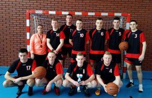 Mistrzostwo LZS- koszykówka