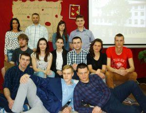 Pożegnanie maturzystów_internat